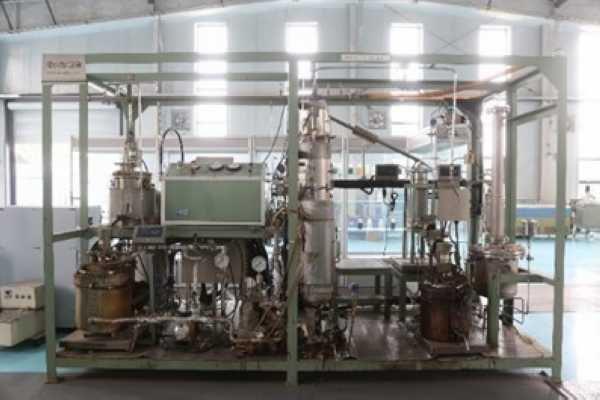 悬浮床测试装置